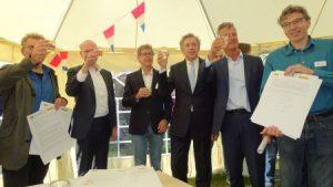 2017.09.20 Opening Groene Mient Tekenen Energie Convenant 5