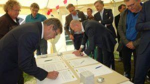 2017.09.20 Opening Groene Mient Tekenen Energie Convenant DSC00928
