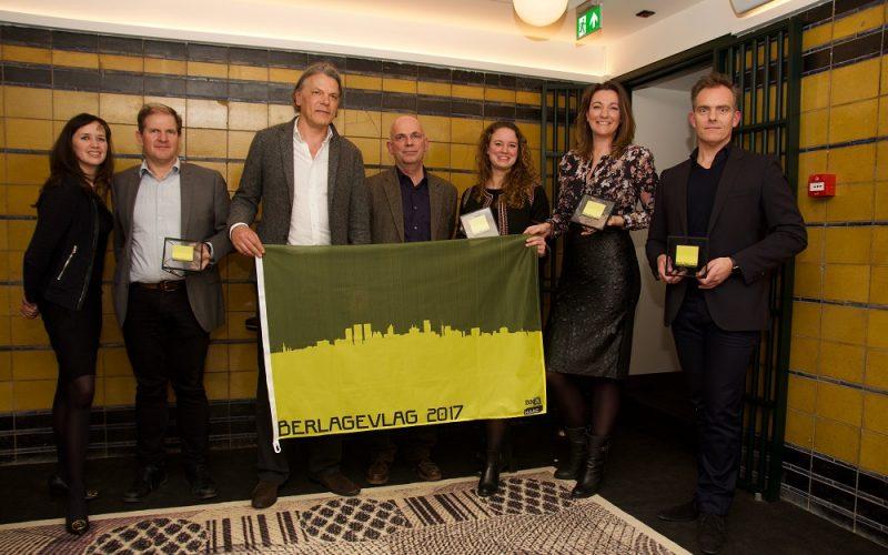 Eervolle Vermelding Architectuurprijs Voor Groene Mient