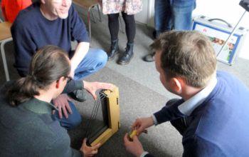 GM Workshop Gevelmat 11 April 2015